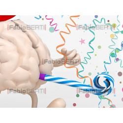 brain party