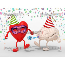 brain & heart party