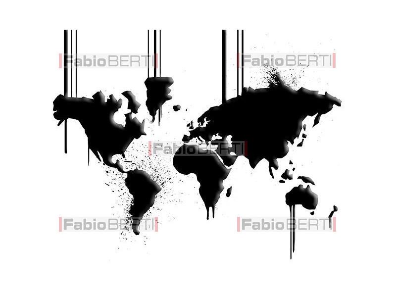 mondo di petrolio