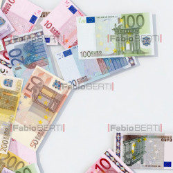Italy with euro