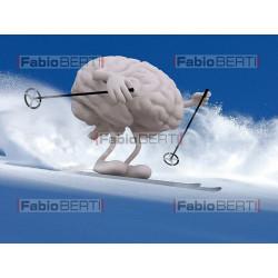 cervello surfer