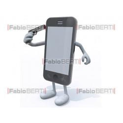 suicide of a smartphone