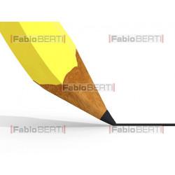 matita gialla