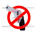 signal to ban weapon