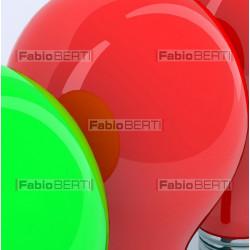 lampadine colorate