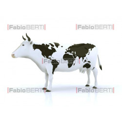 Mucca mondiale