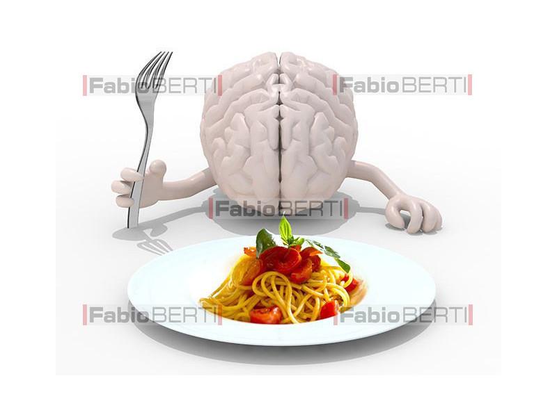 brain and spaghetti