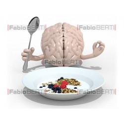 cervello e cereali