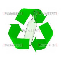 riciclo vetro