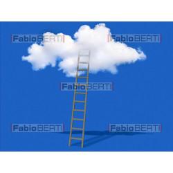 scala verso la nuvola