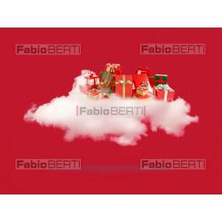 nuvola natale