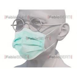 statua Gandhi maschera