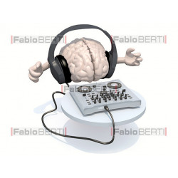 cervello deejay