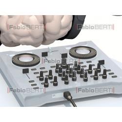 deejay brain