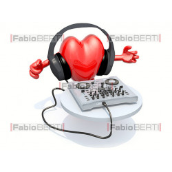 deejay heart