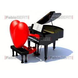 pianist heart