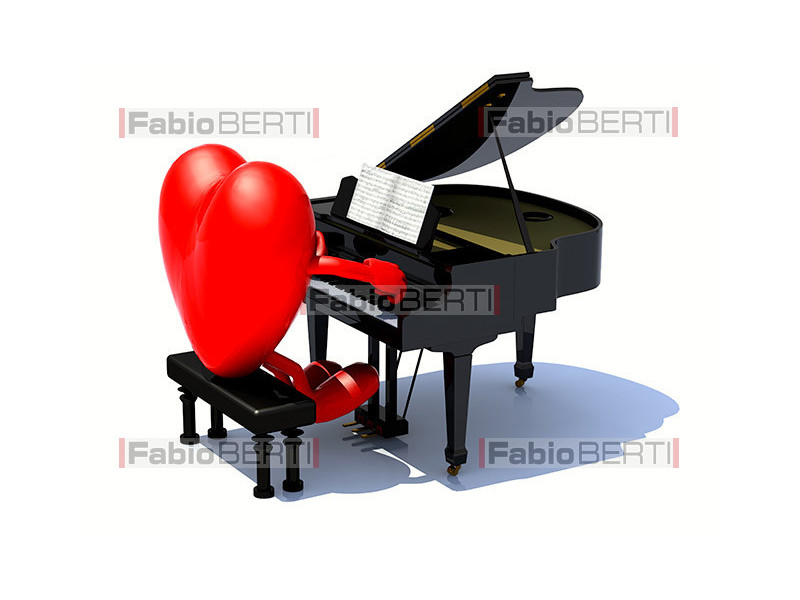 cuore pianista