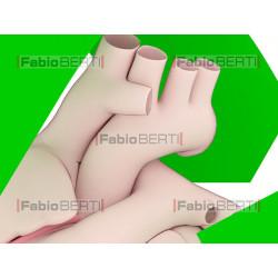 heart recycling symbol