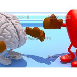ring boxe cervello e cuore