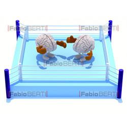 ring boxe cervelli