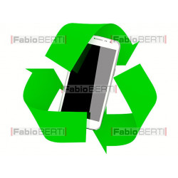 recycling smartphones