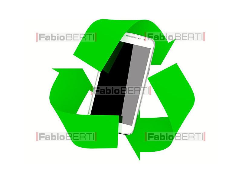 riciclo smartphone