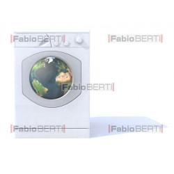 lavatrice del mondo