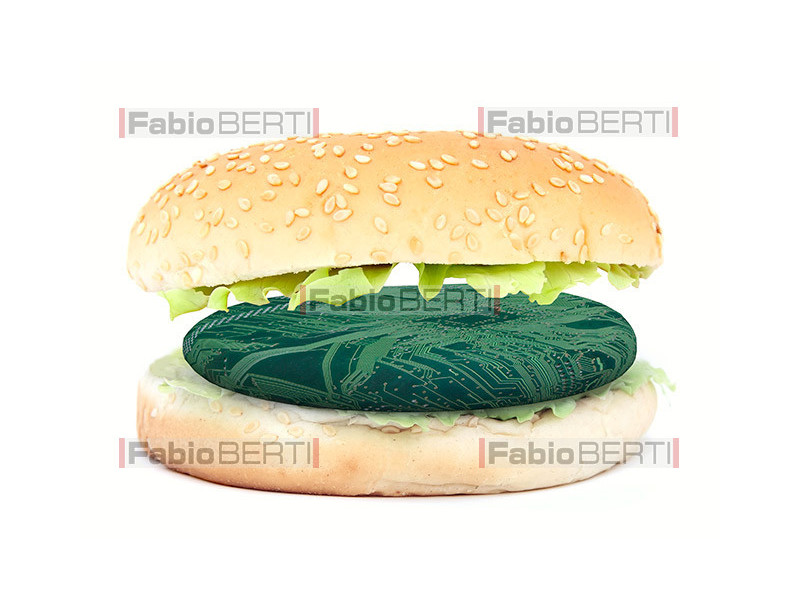 hamburger sintetico