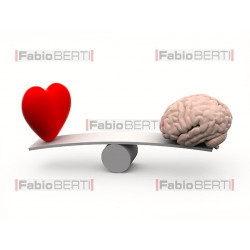 heart and brain in the balance