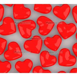 cuore rosso