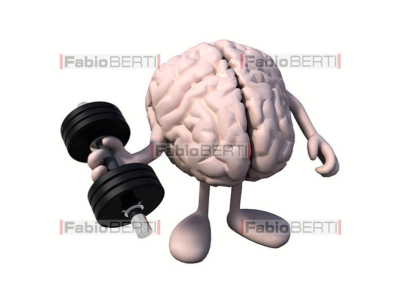 bodybuilder brain