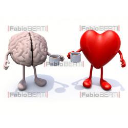 heart and brain coffee