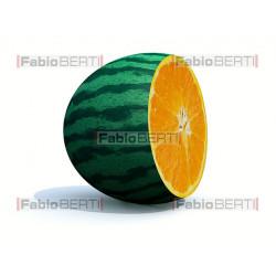watermelon orange