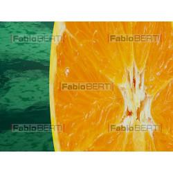 cocomero arancio