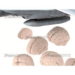 aereo lancia cervelli