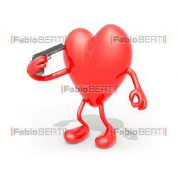 suicidio cuore