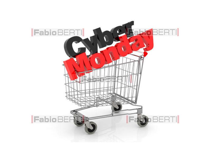 cyber monday cart