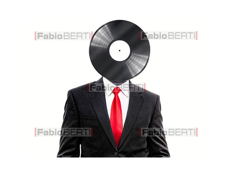 business man vinile