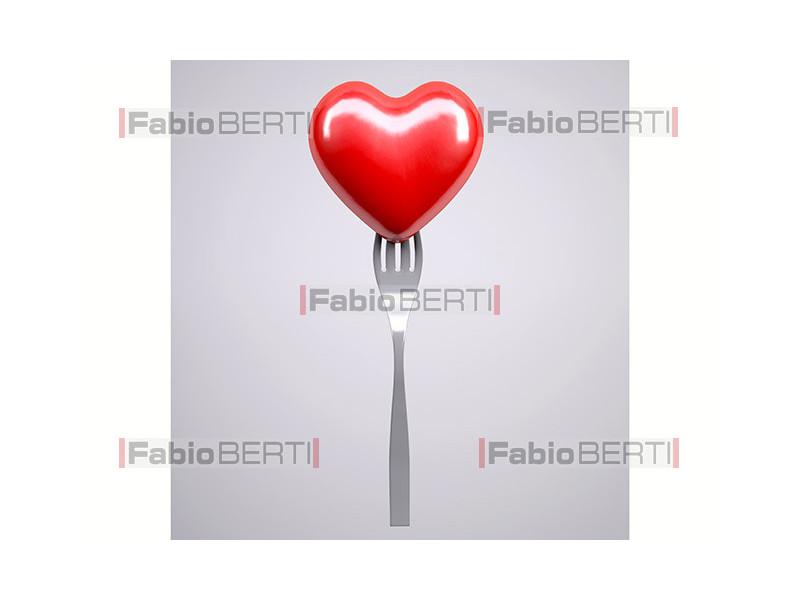 cuore e forchetta