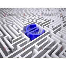 labirinto con euro