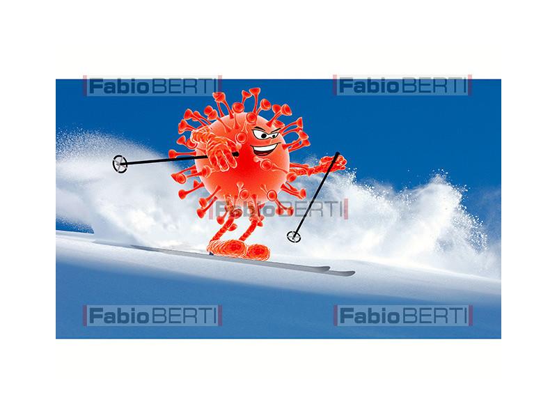 coronavirus that ski