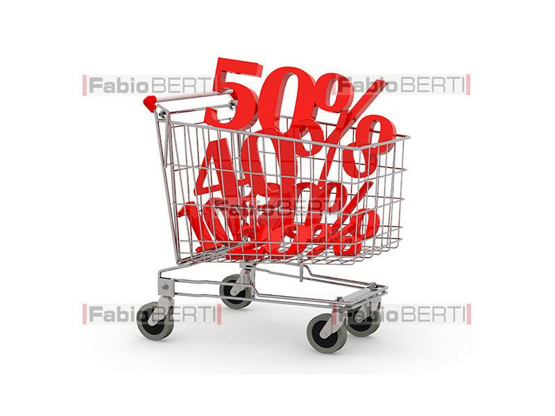 cart with many balances