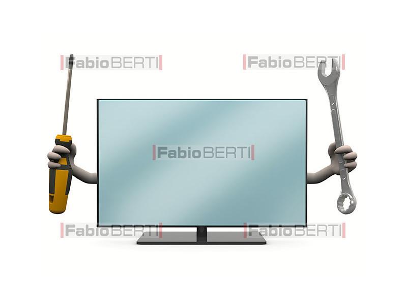 televisione utensili
