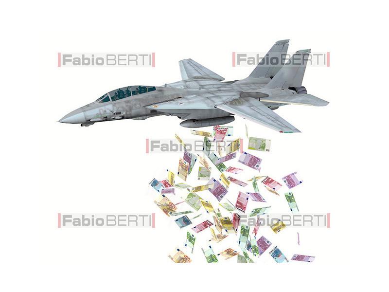 warplane launching euro