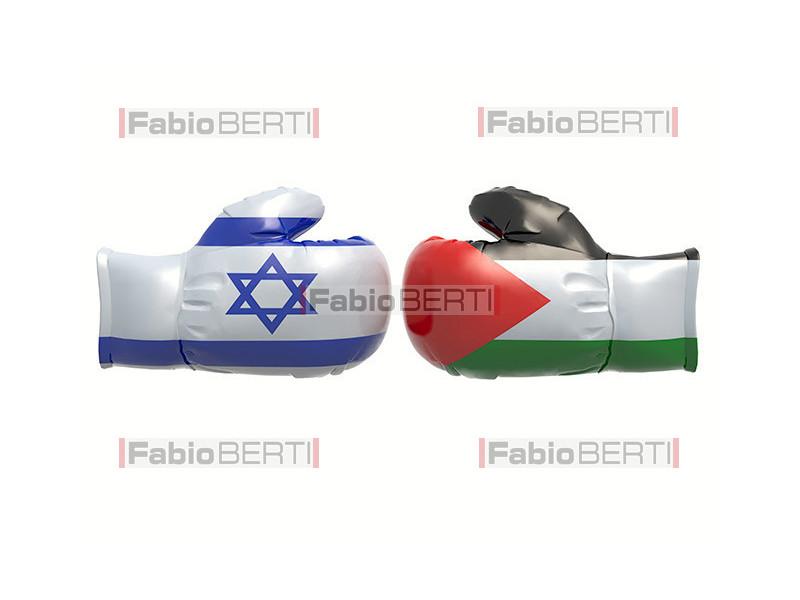israele vs palestina
