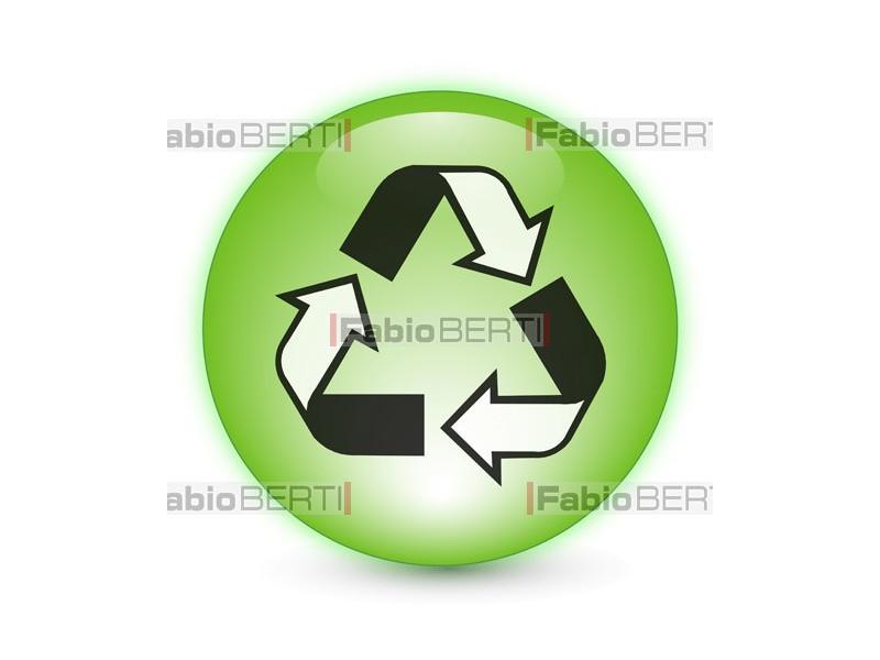 simbolo riciclo