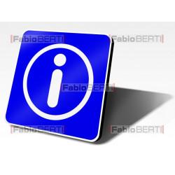 simbolo info