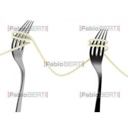 spaghetti forks