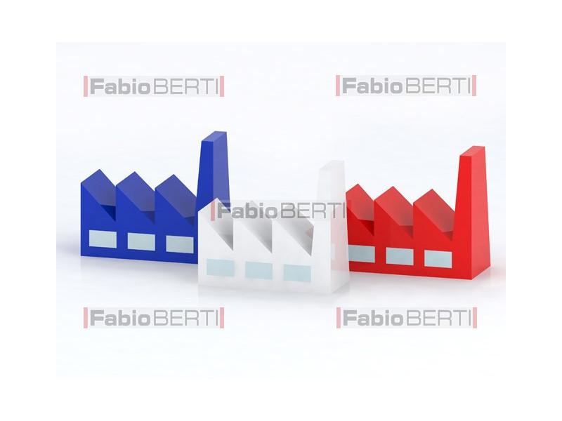 factories flag France