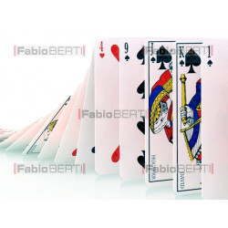 carte in fila 2